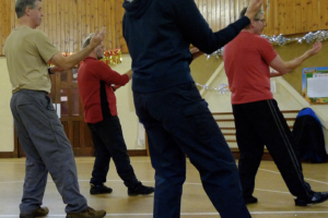 Adapted Tai Chi Exercise Course – Introduction
