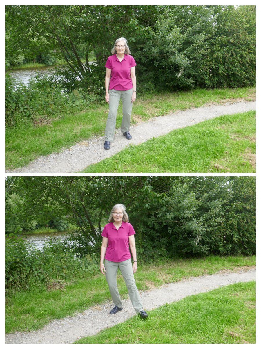 Slow Motion Exercise!